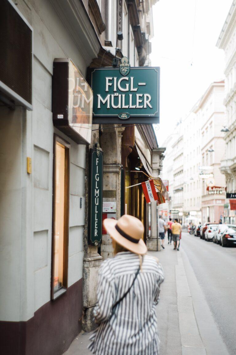 Eat in Vienna