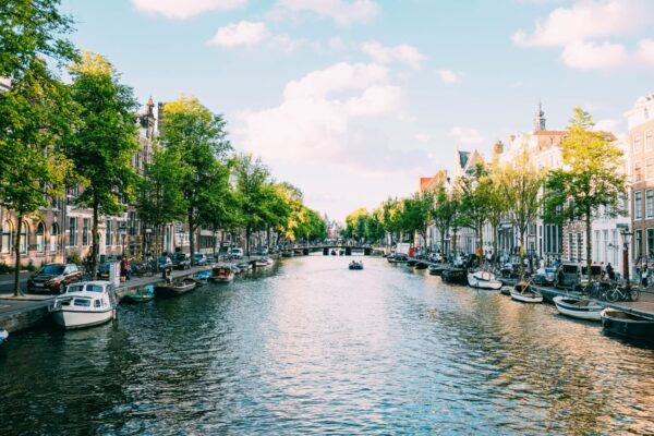 Vegan Restaurants in Amsterdam
