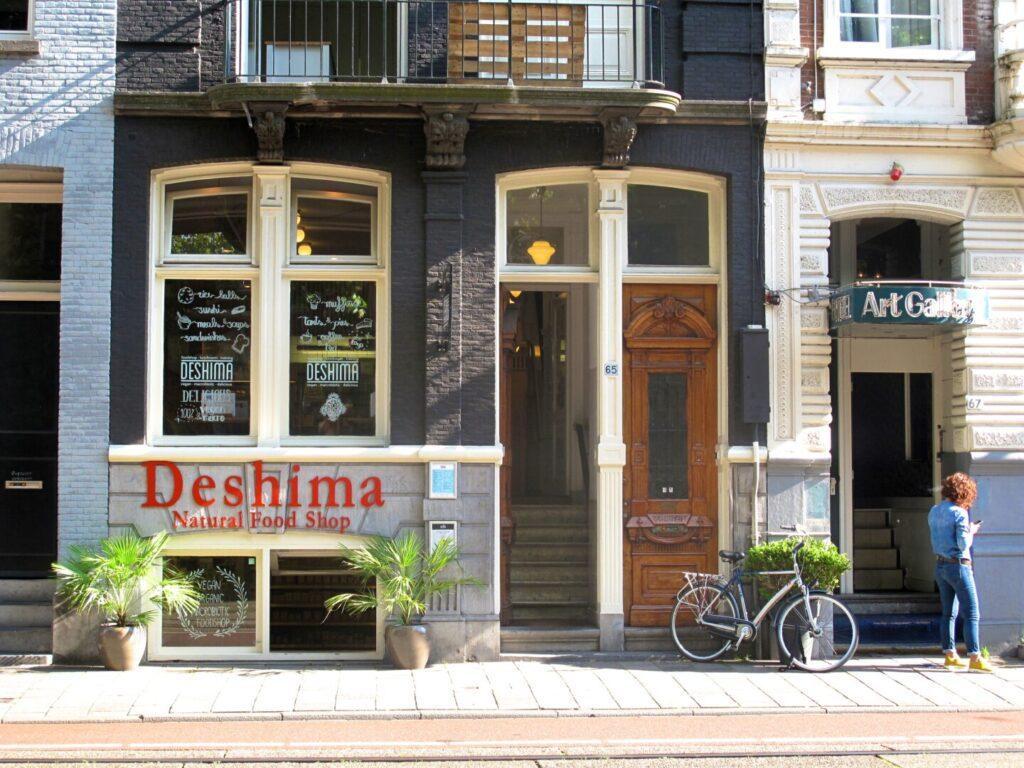 Vegane Restaurants Amsterdam
