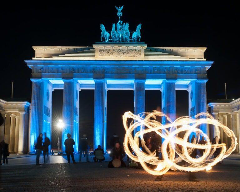 Berlin Festival of Lights 2021
