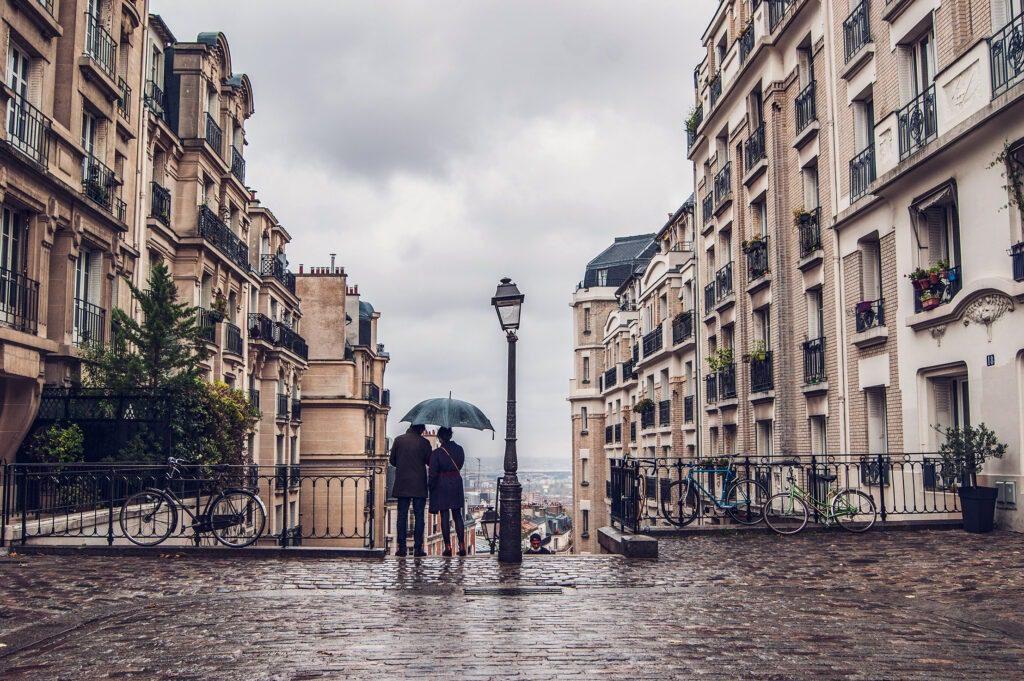 Romantic Cities in Europe