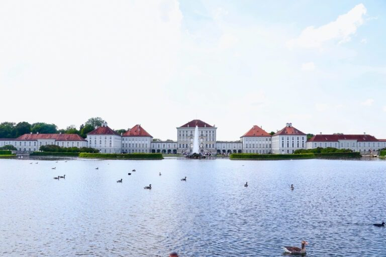 Nymphenburg Palace in Munich