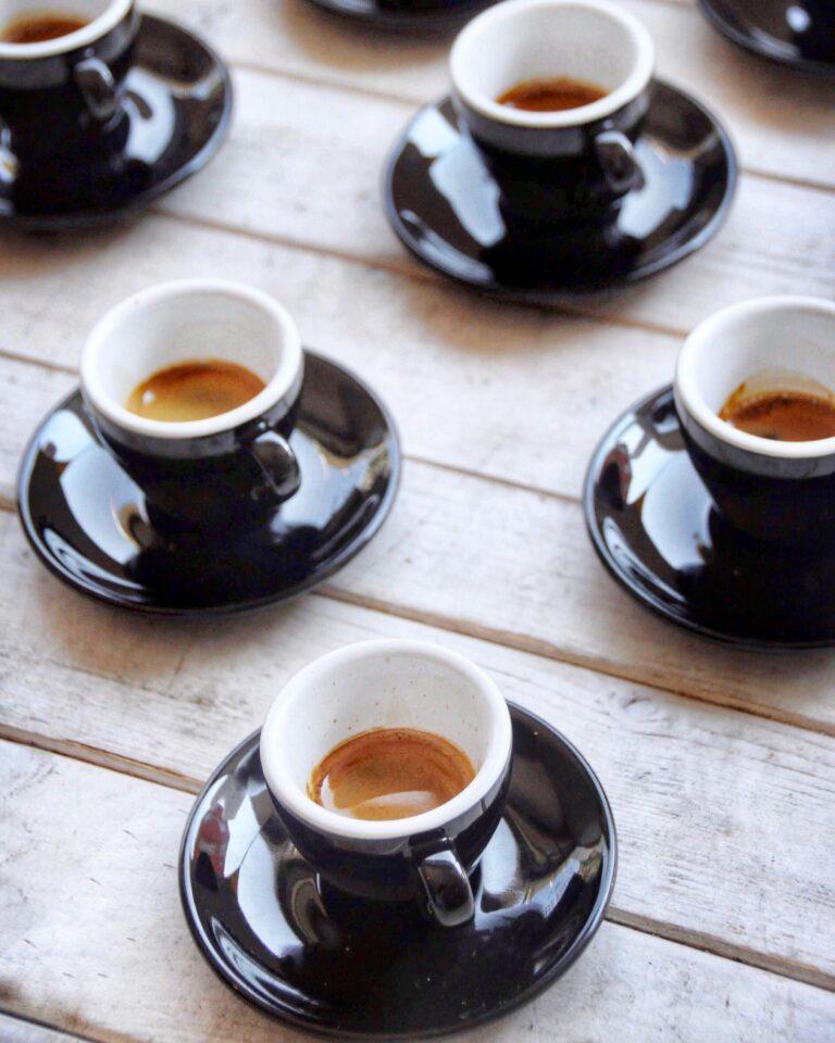 Best Coffee in Milan