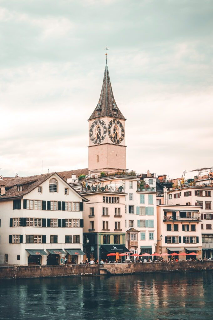 Zürich Fun Facts