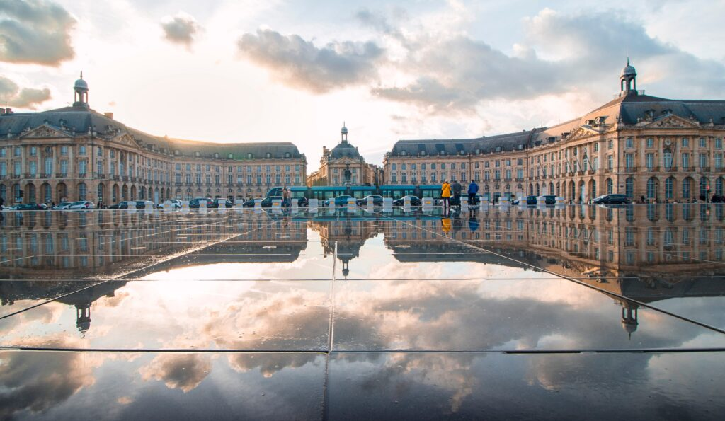 Hotel in Bordeaux