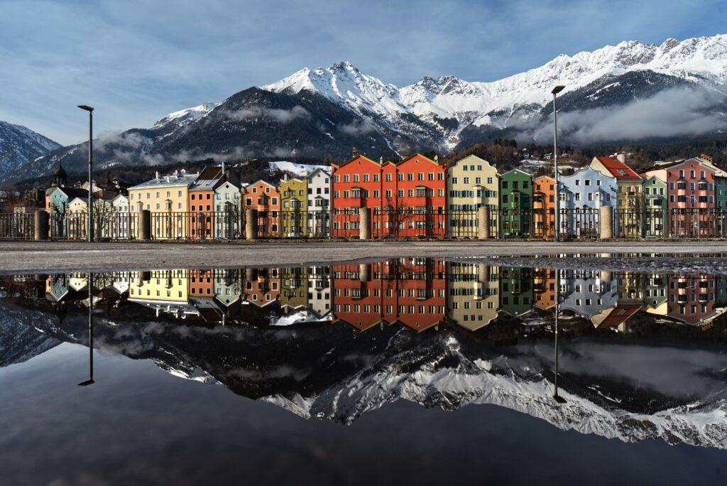 Entdecke das MEININGER Hotel in Innsbruck
