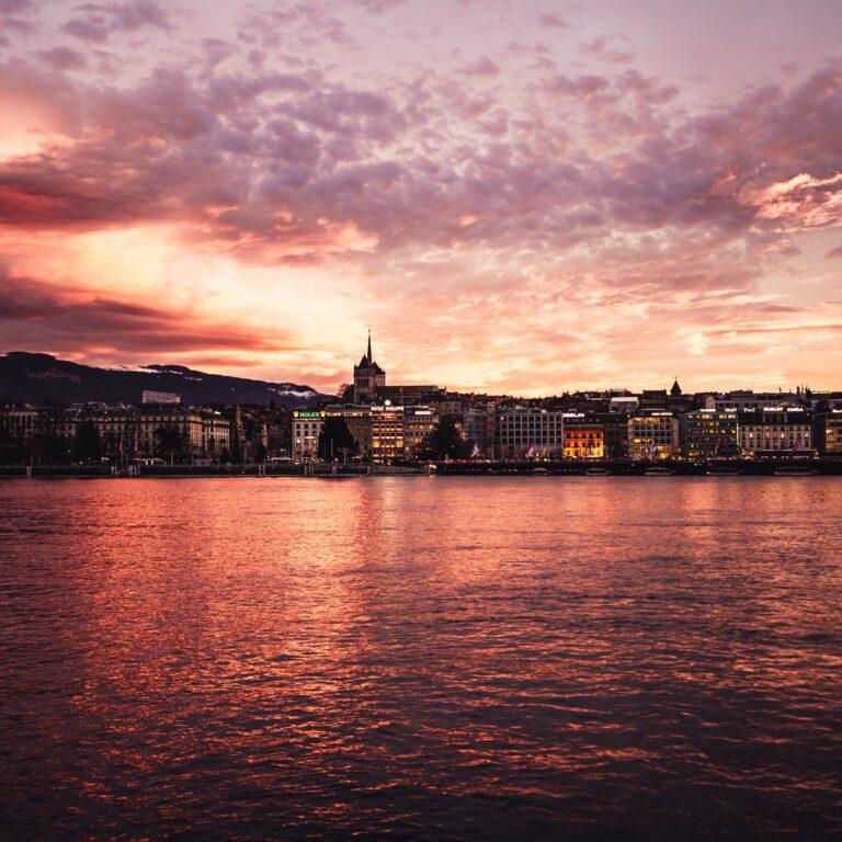 Stay in Geneva