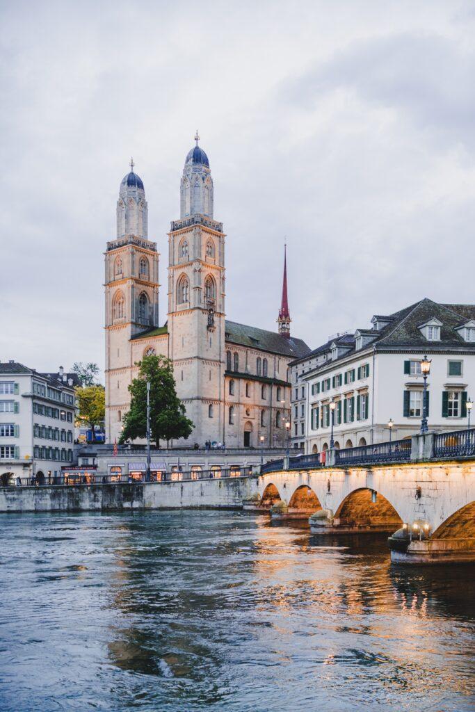 stay in Zurich