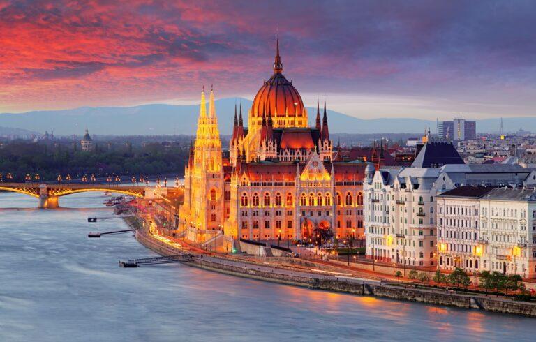 Fun Facts über Budapest