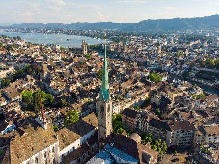 übernachten in Zürich