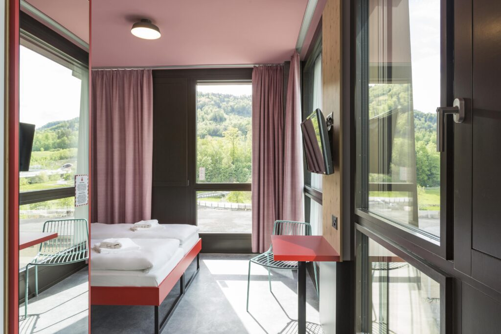Discover the MEININGER hotel in Zurich