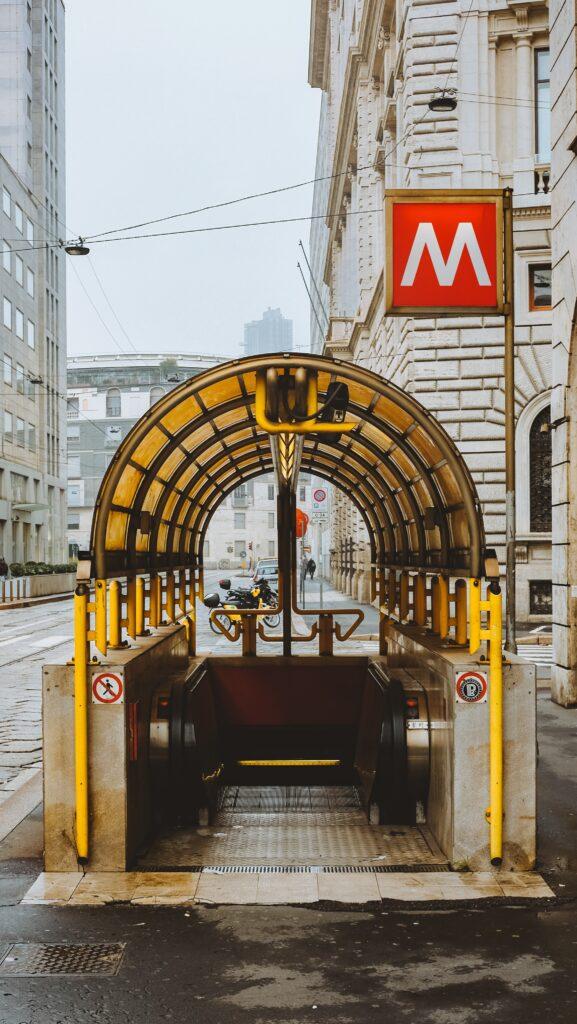 Transport in Milan