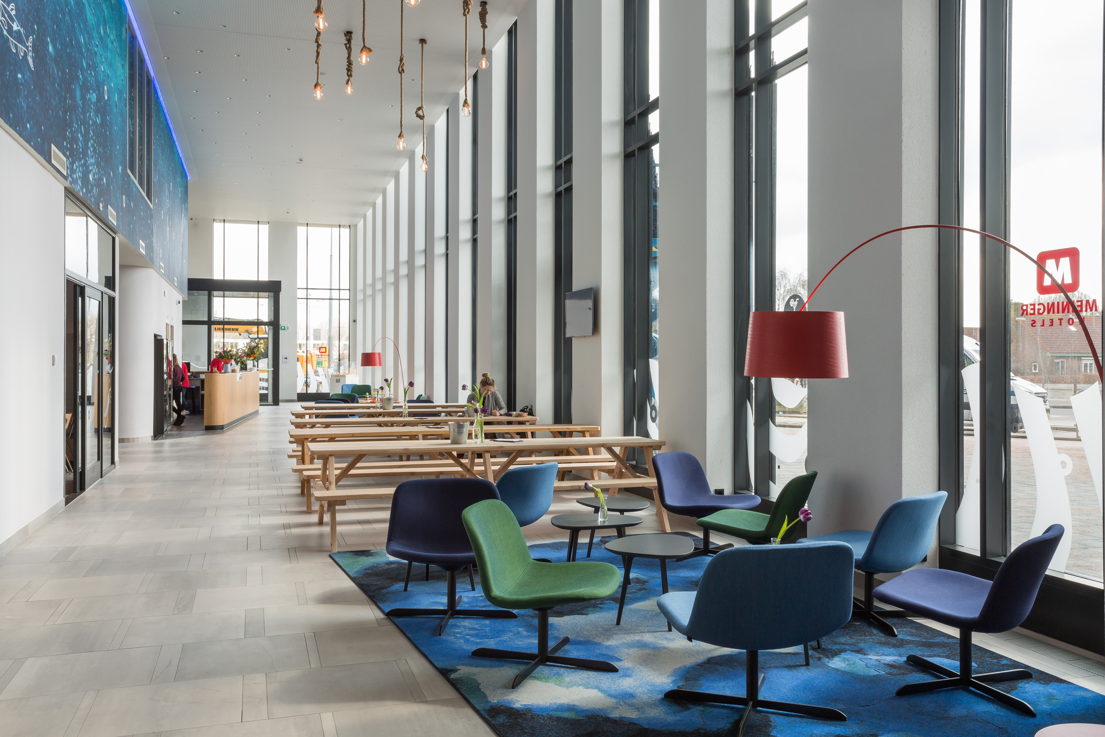 MEININGER hotels in Amsterdam | central, modern, affordable