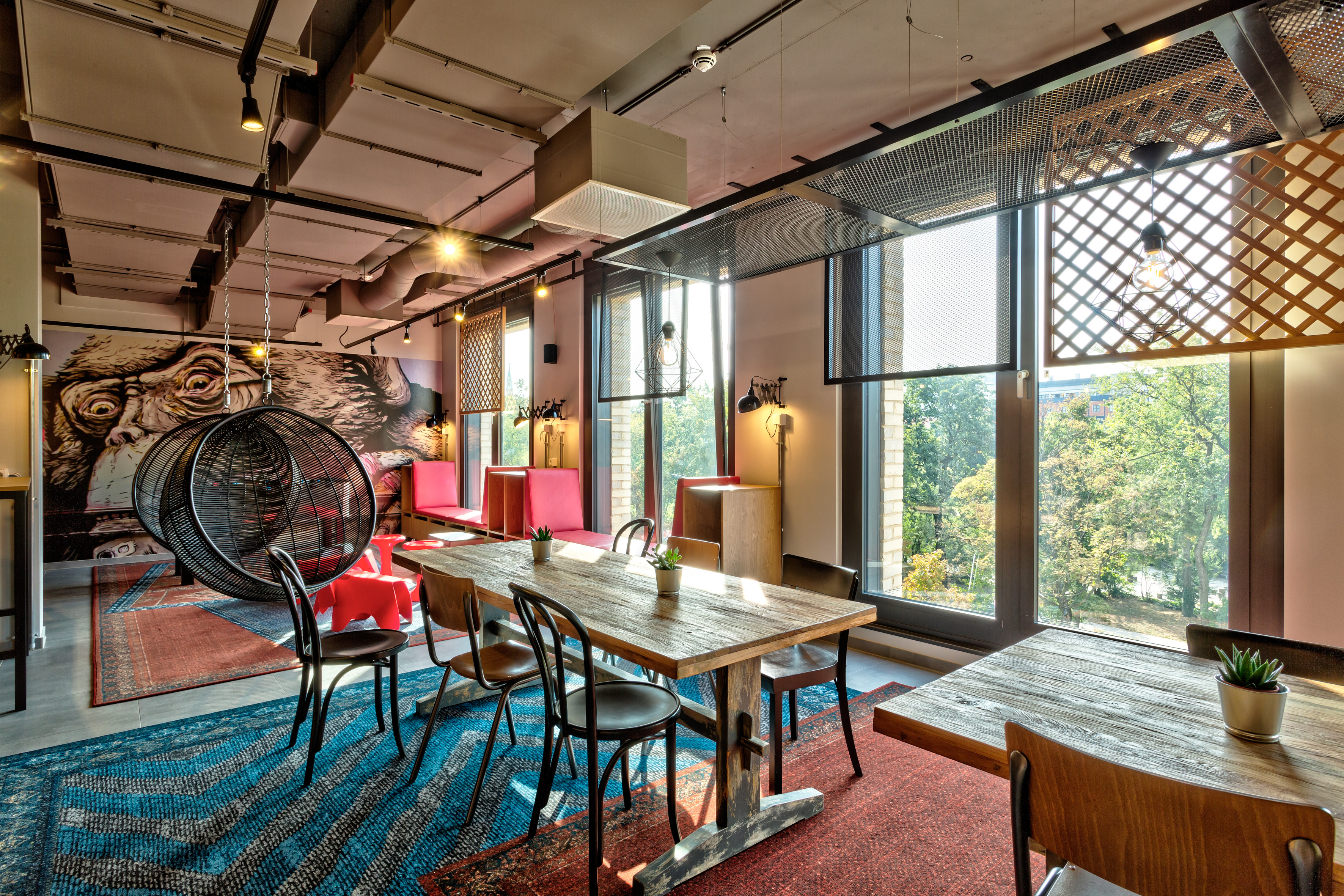 MEININGER hotels in Berlin | 5 x in the center and 1 x at SXF