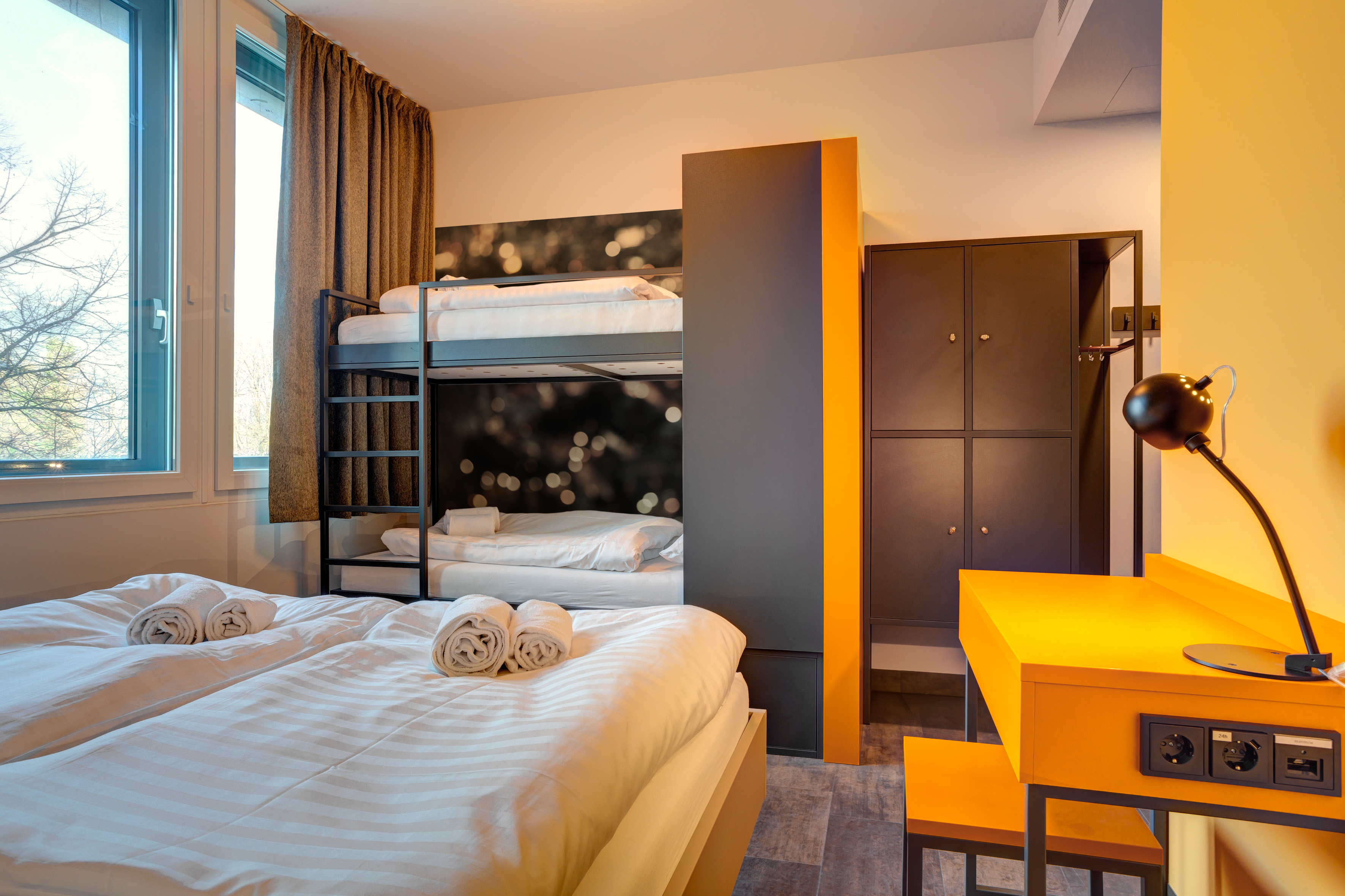 Meininger hotels in munich central affordable modern for Gunstige hotels in munchen